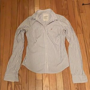 Hollister button up shirt